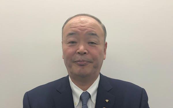 金沢工業大学進路開発センター次長の浜田浩之氏