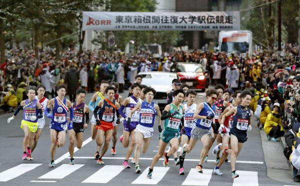 箱根駅伝に考える スポーツの価値、生かせない日本: 日本経済新聞
