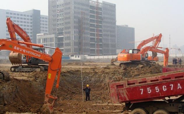 中国では現地メーカーが安値攻勢でシェアを伸ばしてきた
