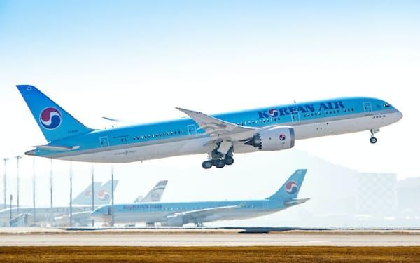 韓国航空会社の日本路線は3割減が続く