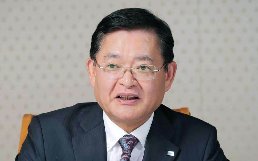 東芝、車谷会長が社長に ワントップ体制で再建加速: 日本経済新聞