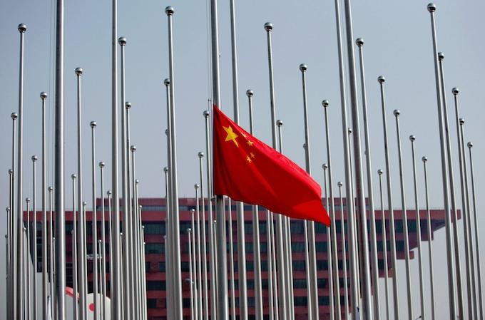 中国 スパイ 容疑