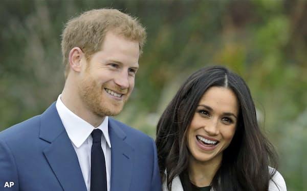 「ロイヤルハイネス」の使用を認めない決定は、王族としての活動の余地を残しておきたかったとみられるヘンリー王子夫妻の想定を超える厳しいものだったもようだ=AP