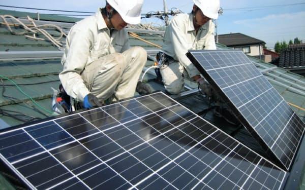 東京都は家庭での電力自家消費に向け、蓄電池費用を補助する