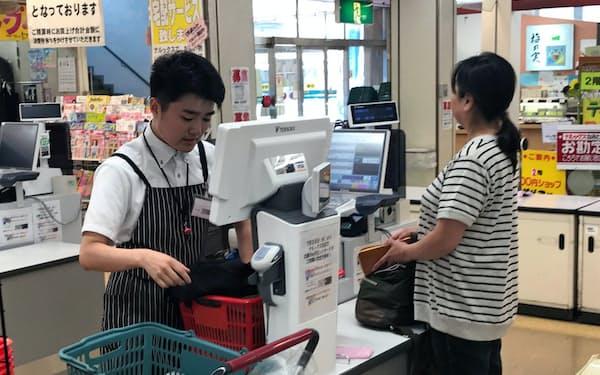 地方スーパーの経営環境は厳しさを増している