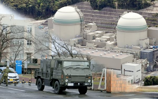 防衛施設や原発周辺の土地を取得されれば安全保障上の脅威になりかねない