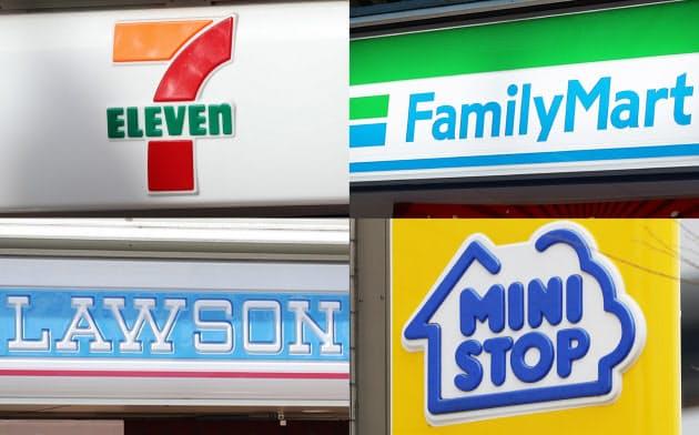 コンビニの店舗減少、市場飽和にあらず