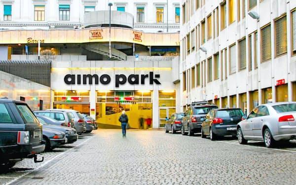 北欧の駐車場を核に「MaaS」など新ビジネス展開を狙う(スウェーデン)