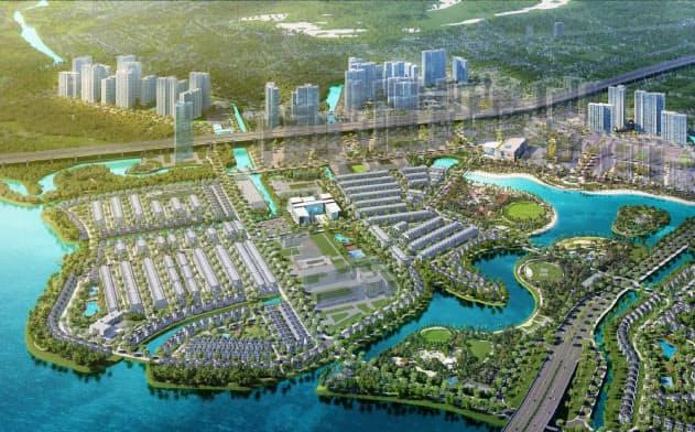 三菱商・野村不、ベトナムでスマート都市 1000億円で
