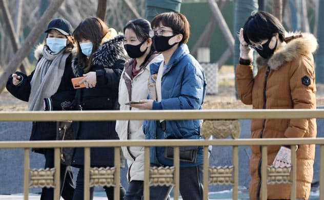 新型肺炎、対応急ぐ企業 在宅勤務や武漢出張禁止