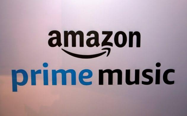 アマゾンの音楽配信サービスの利用者数はアップルに迫っている=ロイター
