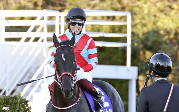 コントレイルは19年の最優秀2歳牡馬に選ばれた