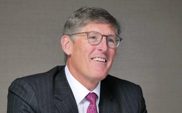 「米国以外の財政・金融政策運営が心配」と話す米シティグループ マイク・コルバットCEO