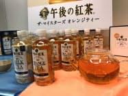 キリンビバレッジは「午後の紅茶」で微糖の新商品を3月に発売する