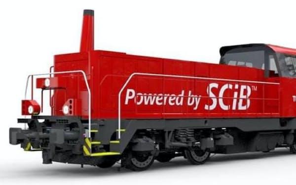 欧州の機関車市場に参入する