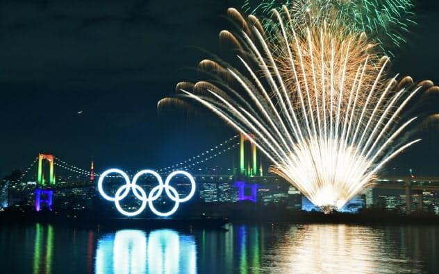 東京五輪開幕まで半年(写真特集)