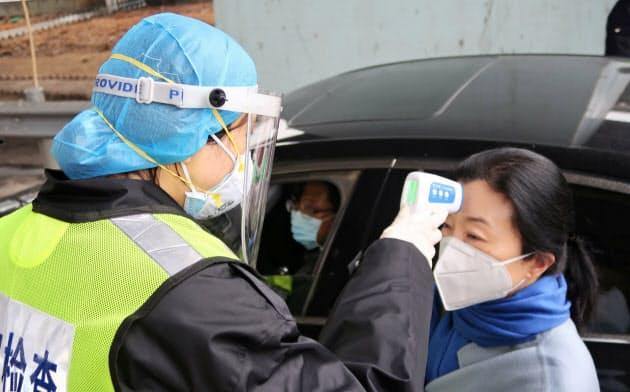 新型肺炎、中国の死者26人に 米仏で2人感染確認