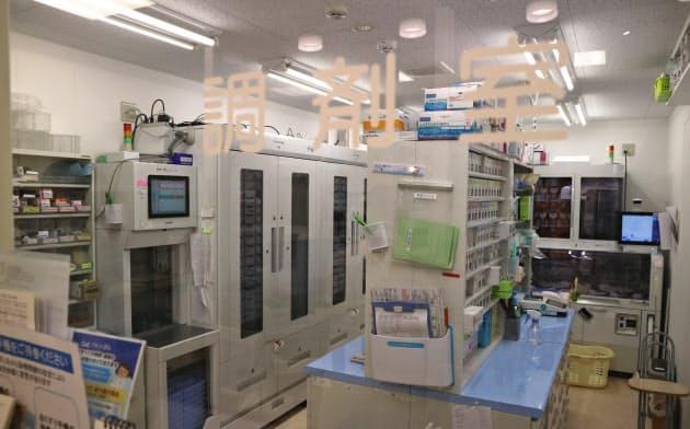 調剤薬局市場が変革期を迎えている(東京都渋谷区のクオールHDの店舗)