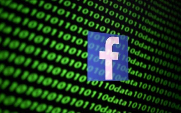 フェイスブックのコンテンツモデレーターには業務内容上深刻なストレスがかかっている=ロイター
