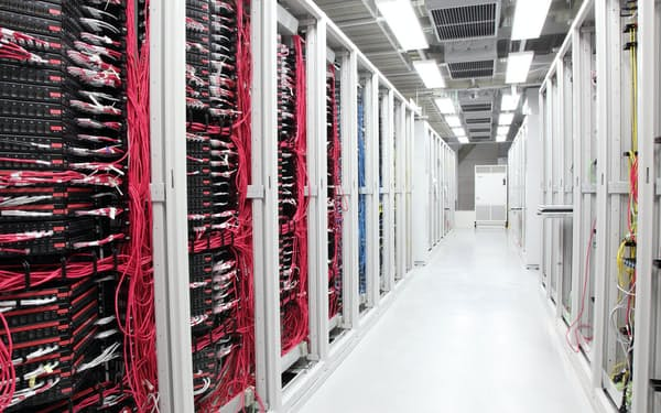 架空取引を主導したITシステム開発のネットワンシステムズ