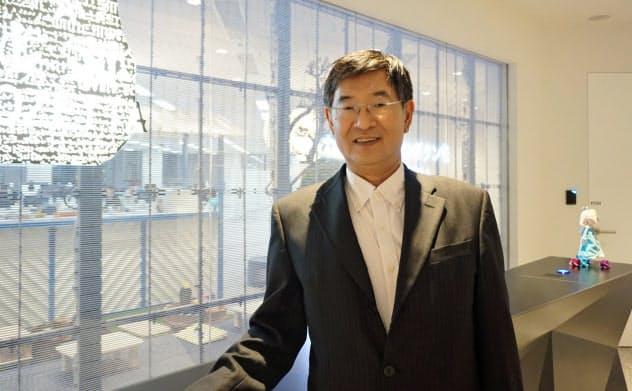 ロゼッタの五石順一最高経営責任者(CEO)