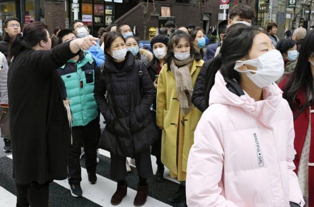 武漢滞在ない新型肺炎患者 国内で人から人感染の恐れ