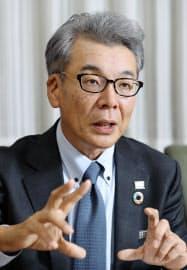日本特殊陶業の川合尊社長
