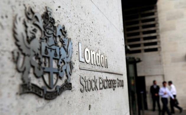 英国株式市場の予想PERは欧州よりも低い=ロイター
