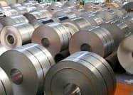 鉄鋼再編の動きが流通分野にも波及している(ステンレスコイル)
