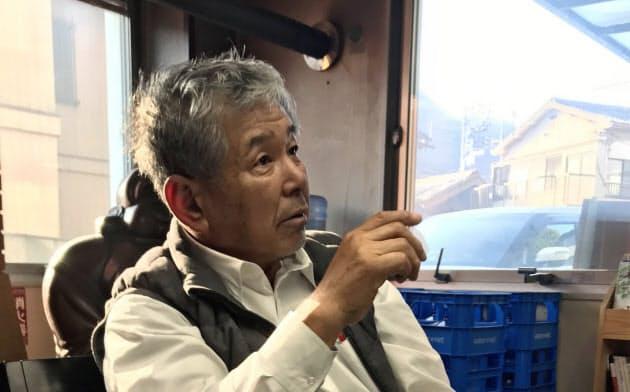 匠の学舎理事長 白川勝さん