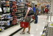 米個人消費支出物価は前月比では0.3%上昇した=ロイター
