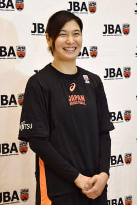 約2年半ぶりに日本代表に復帰した大崎