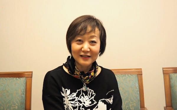 「パシフィコ横浜ノース」の開業で「ロケットスタートを切りたい」と話す横浜国際平和会議場の中山こずゑ社長