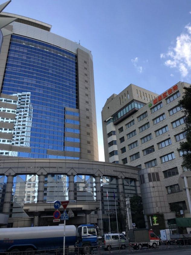 新型肺炎のコールセンターを開設する練馬区役所