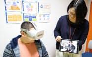 VR研修サービスで発達障害を持つ人の社会復帰を支援する