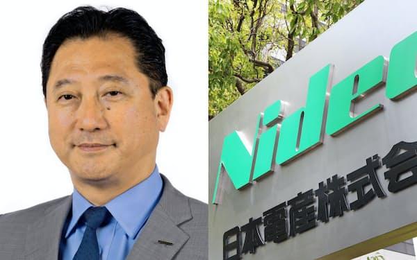日本電産の社長に就任することが決まった日産自動車の関潤元副COO
