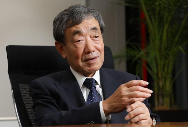 ラディクールジャパンの会長兼CEOをはじめ多くの肩書を持つ松本晃氏