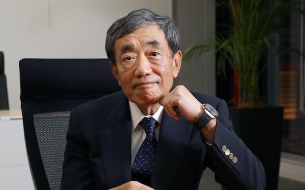 「働き方改革にとどまらす生き方改革をしよう」と説く松本晃氏