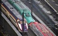3月14日から東北、上越、山形、秋田の各新幹線のほか、北陸新幹線や北海道新幹線も交通系ICカードで乗り降りできるようになる