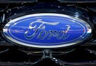 フォードは北米事業の収益が大幅に悪化した=ロイター