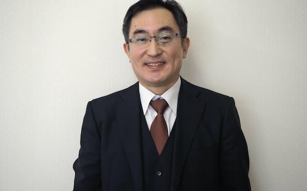 高崎経済大学キャリア支援センター長の関根雅則氏