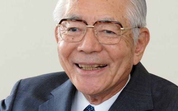 4日死去した小林庄一郎元関西電力会長