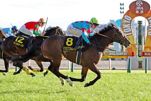 2月1日の白富士ステークスでは14頭の馬名を頭にたたき込んだ(JRA提供)