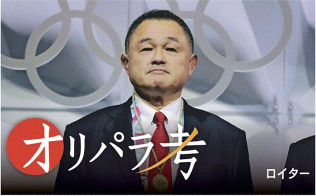 山下JOC会長は「選手強化にかかる資金が社会に還元する仕組みを作りたい」と言うけれど……=ロイター