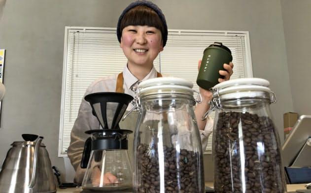 カトラッチャ珈琲焙煎所はホンジュラスのコーヒー農家を支援する