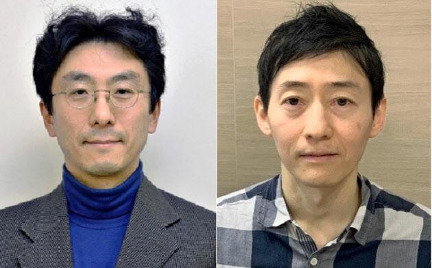 赤神諒氏(左)と安藤巨樹氏