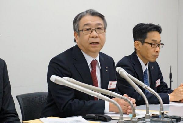 富士フイルムホールディングスの助野健児社長兼最高執行責任者(COO)