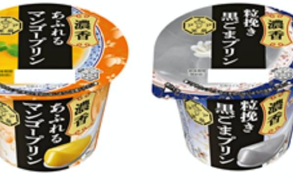 雪印メグミルクが値上げを発表した「アジア茶房」シリーズ