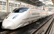 九州新幹線の800系車両