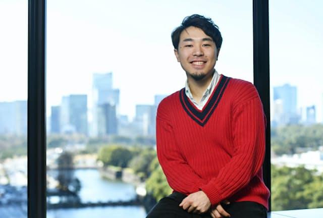 2018年に創業したKazamidoriで離乳食ビジネスに踏み出している久保直生さん